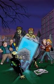 colors, coloring, color, colorist, comic, comics, zombies