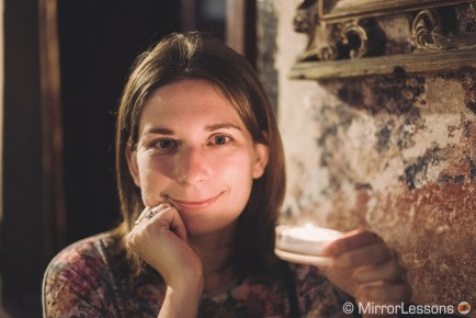 ILCE-7S, 1/100, f/ 1.8, ISO 16000 - Mid Color - Chardonnay I
