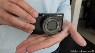 sony rx100 IV review