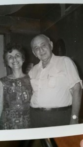 Marian Avedikian Kachadurian (L), whose DNA sample provided the essential link between her late uncle, Michael Darhanian (R) and June Holden.