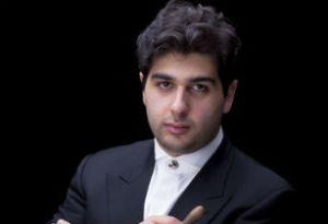 Conductor Sergey Smbatyan