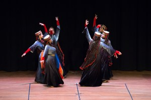 Dance dedicated to the Armenian Genocide