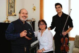 Jirair, Ani and Haig Hovsepian