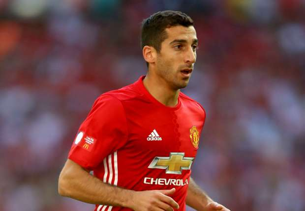 Mkhitaryan vows to fight for United future