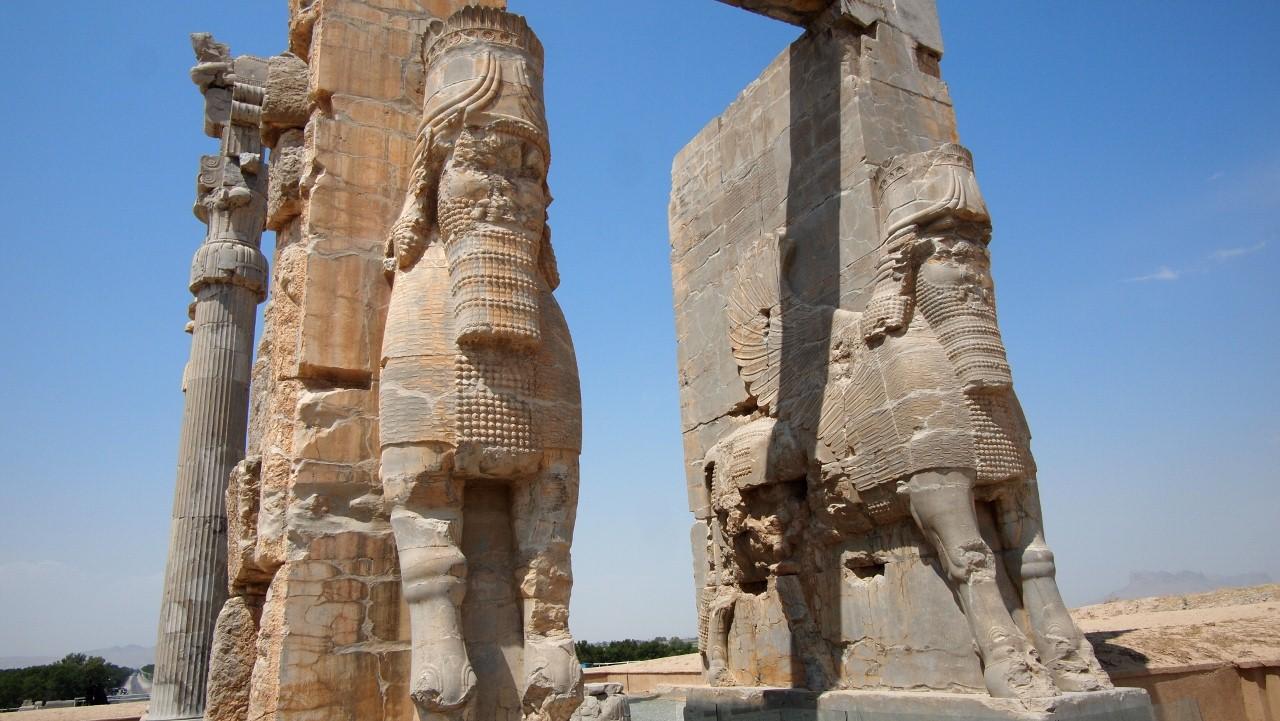 Building Construction Wallpaper Hd Mi Ruta De La Seda 187 Persepolis And Persepolis