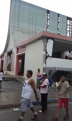 Iglesia de Pedernales