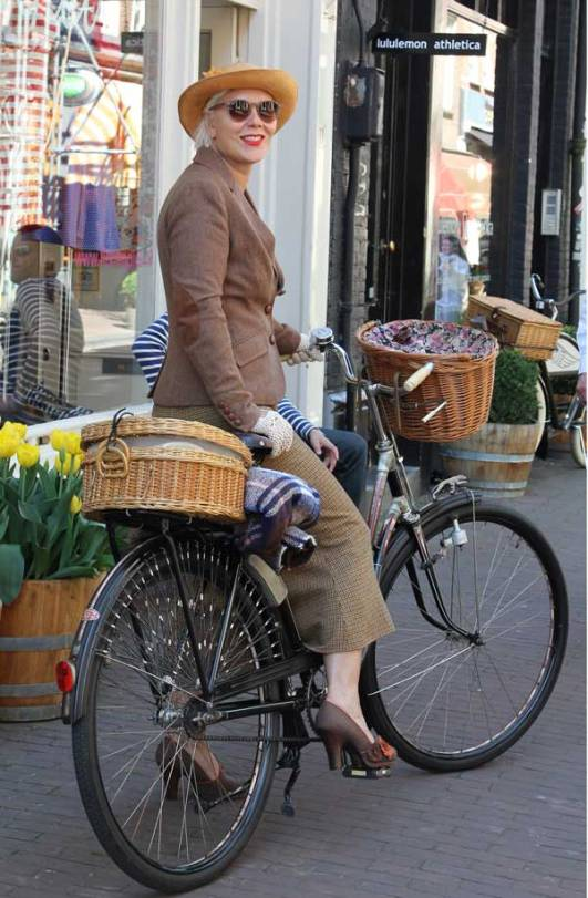 voor in je agenda: Tweed Ride 28 mei