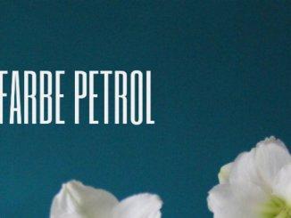 Trendfarbe Petrol