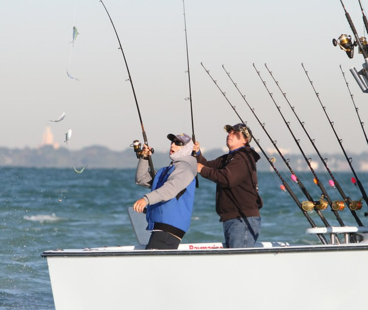 1/2 Day Fishing Charters