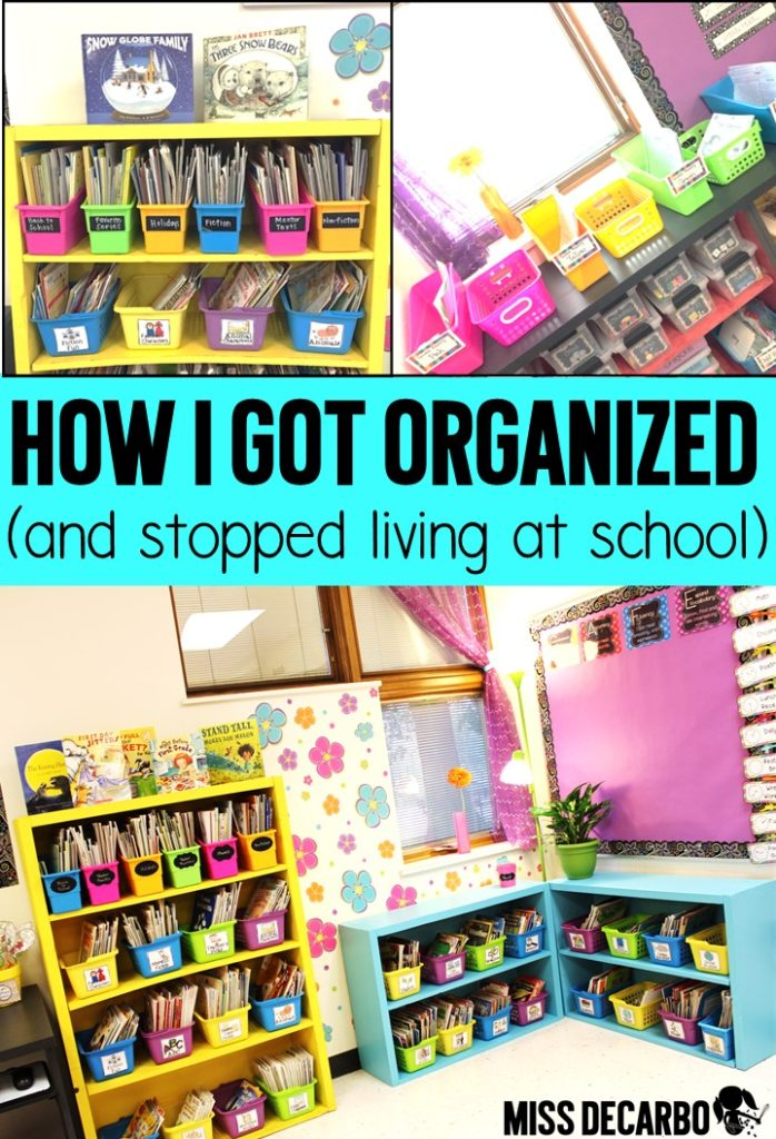 How I Stay Organized Weekly Lesson Planning Tips  Tricks - Miss