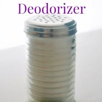 Homemade Cleaners; Carpet Deodorizer