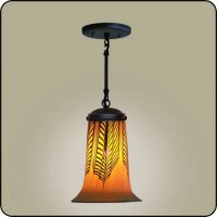 Mission Lighting : Mission Style Pendant Light