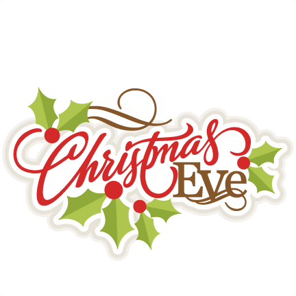 Animated Fireplace Wallpaper Christmas Eve Title Svg Scrapbook Title Christmas Cut Outs
