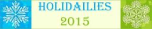 Holidailies 2015