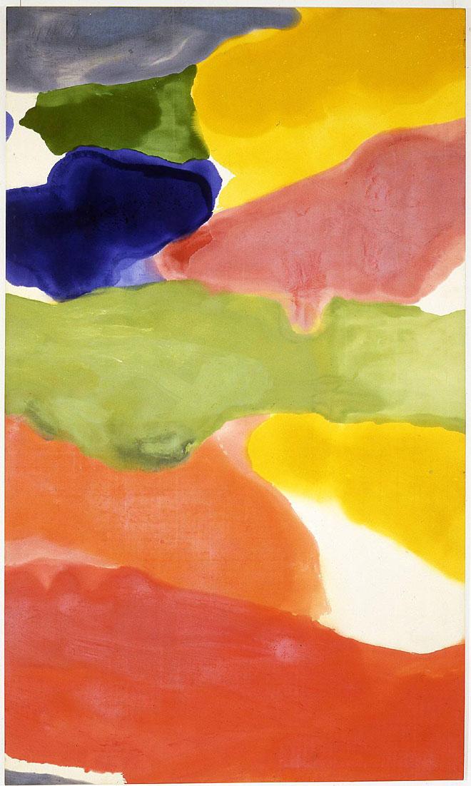 Tutti Fruitti, 1966 by Helen Frankenthaler
