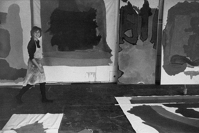Helen-Frankenthaler-Alexander-Liberman