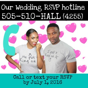How to create your own Wedding RSVP HOTLINE using Google Voice