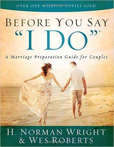 Pre- Marital workbook MUST HAVE!!!