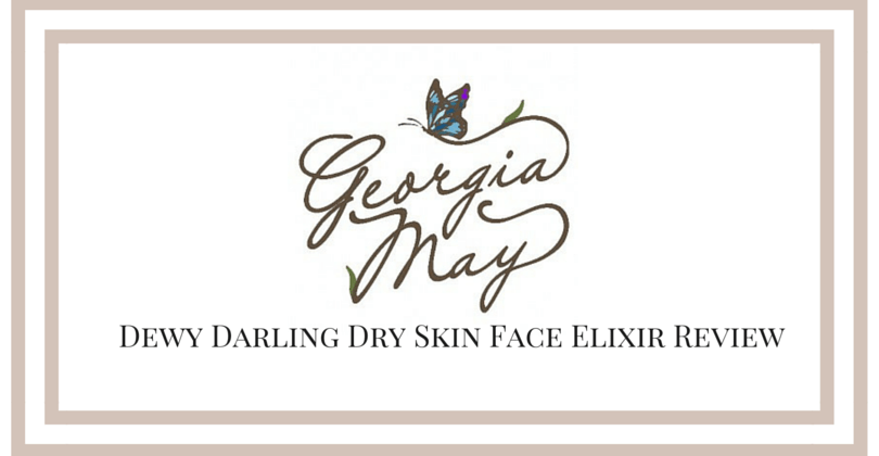 Beauty Review: Georgia May Skincare Dewy Darling Face Elixir