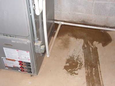 Reasons Your Furnace Can Leak Water Missouri Furnace And