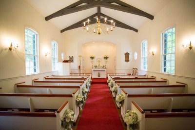 Wedding Chapel | Small Wedding Chapels in Missouri