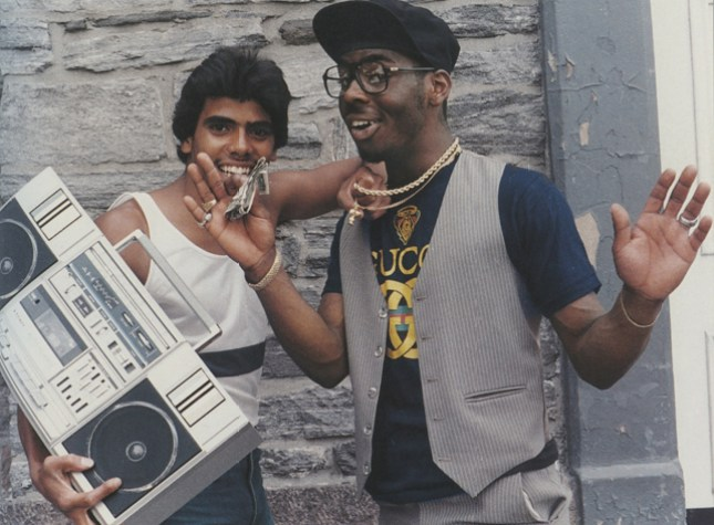 CNN Films: Fresh Dressed- Classic street style; Brooklyn New York, circa 1986. Photograph by Jamel Shabazz