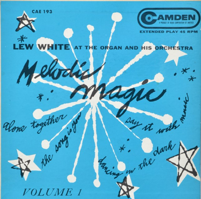 Melodic Magic, Vol 1, 1953. All images © 2015 The Andy Warhol Foundation for the Visual Arts, Inc. / Artists Rights Society (ARS), New York.