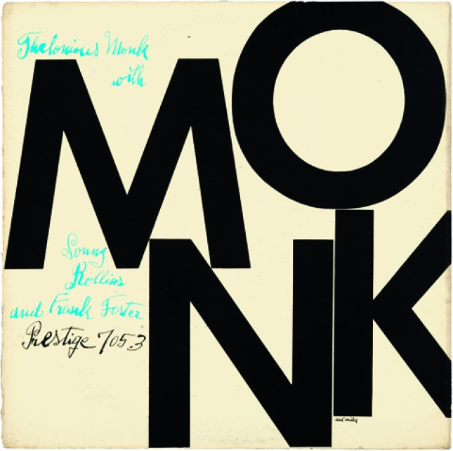 Monk, 1954. All images © 2015 The Andy Warhol Foundation for the Visual Arts, Inc. / Artists Rights Society (ARS), New York.