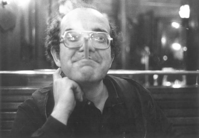 Charles Harbutt, photograph by Joan Liftin