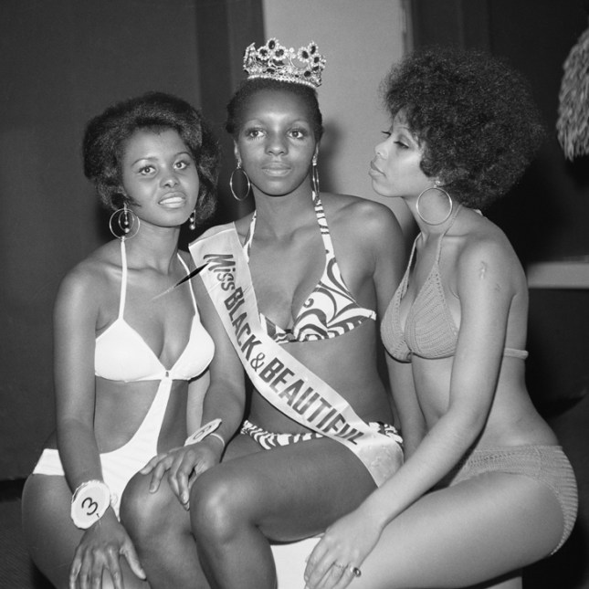 Raphael Albert (1935-2009) archive 1960 -1980, including beauty pageants such as Miss Black and Beautiful and Miss West Indies in Great Britain; as well as documentary photographs and family portraits of the local community in West London.