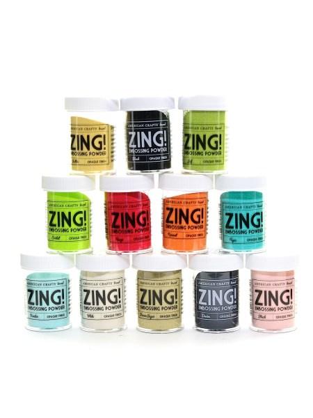 Zing Opaque Embossing Powder