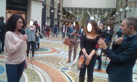 VIDEO SERVIZIO: BackStage Milano primo servizio di MisteriDellaStoria.com