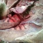 La mummia di 1.500 anni fa con ai piedi le scarpe da tennis