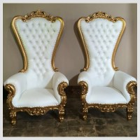 Baltimore Throne Chair - Rent Baby Shower Chair - Rent ...