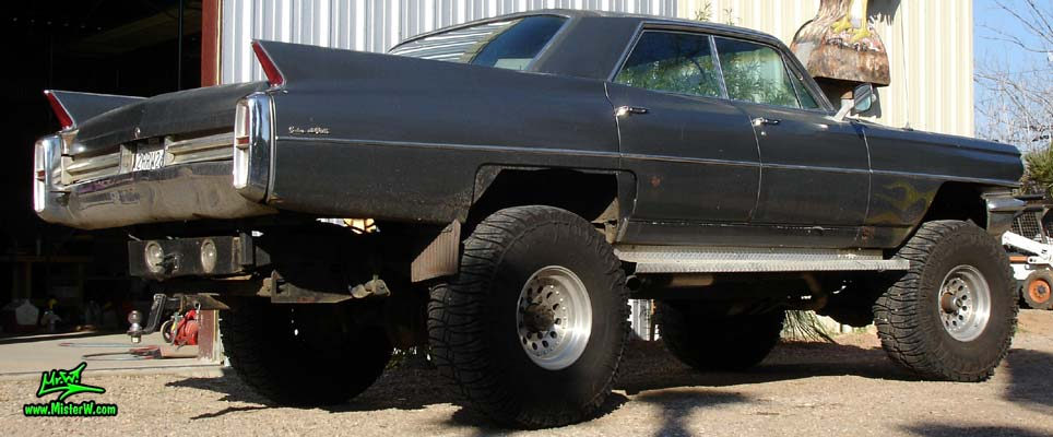 Old Classic El Camino Muscle Cars Wallpaper Lifted 4x4 Off Road 1963 Cadillac Sedan Deville 63