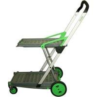 Bin Trolley / Cage Trolleys : CLAX FOLDING OFFICE CART/TROLLEY