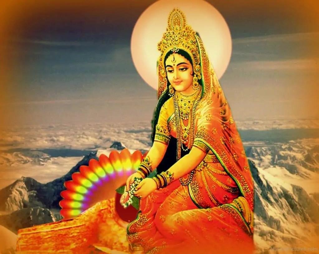 Lord Shiva Animated Wallpapers For Mobile Diosa Parvati Dioses De La India Mitologia Info