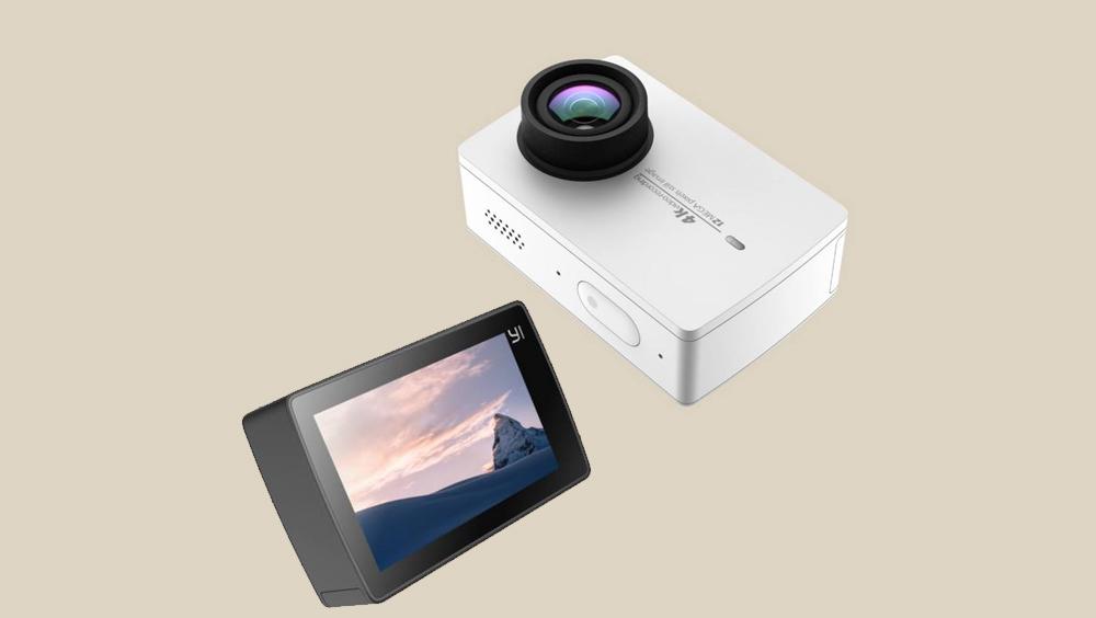 Buono sconto per l'acquisto di Xiaomi Yi (4k) Camera 2