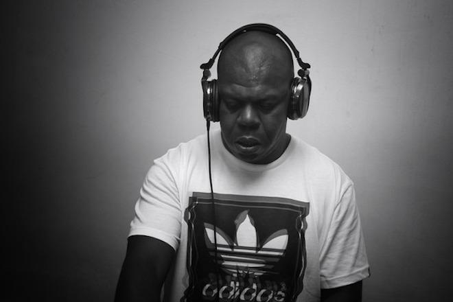 DJ RANDALL IN THE LAB LDN