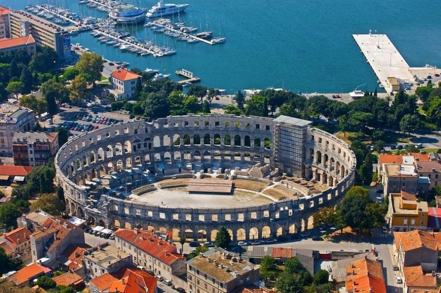Pula Amphitheater Mixologi World Cup