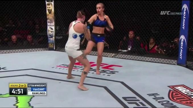 UFC comeback!
