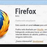 Firefox 8.0.1