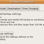 SBackup 0.9.1