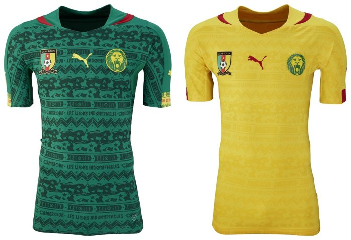 Camerún - Home and Away