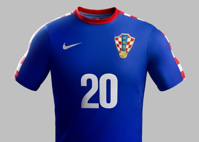 Croacia -  Away