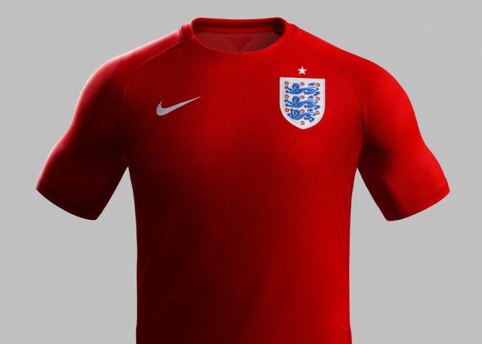 Inglaterra - Away