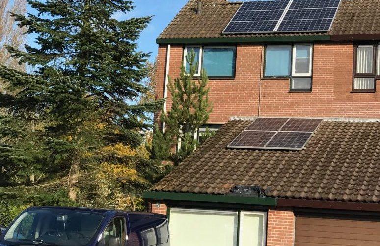 Zonnepanelen Ommoord Rotterdam MJ Elektrotechniek