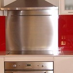 Acrylic Kitchen Splashbacks for Kitchen Refurbishment