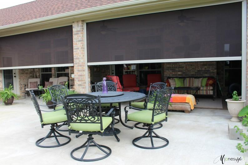 #patiofurniture#diningfurniture#mosquitoscreens