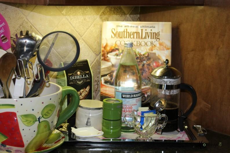 #coffeestation#kitchendecor